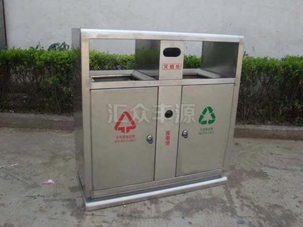 BXG05不锈钢垃圾桶
