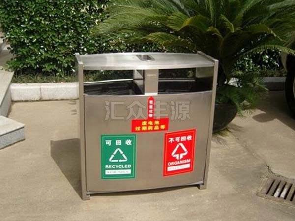 BXG14不锈钢垃圾桶
