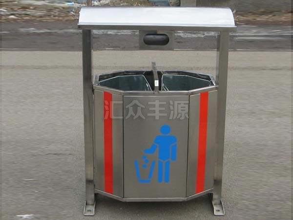 BXG15不锈钢垃圾桶