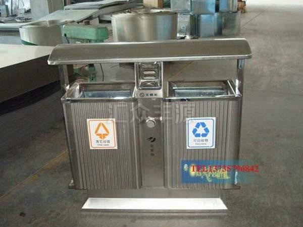 BXG16不锈钢垃圾桶