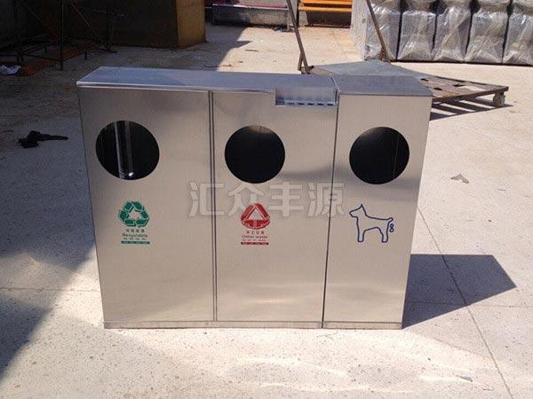 BXG17不锈钢垃圾桶