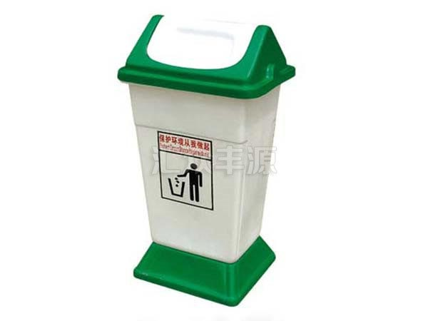 BLG02玻璃钢垃圾桶