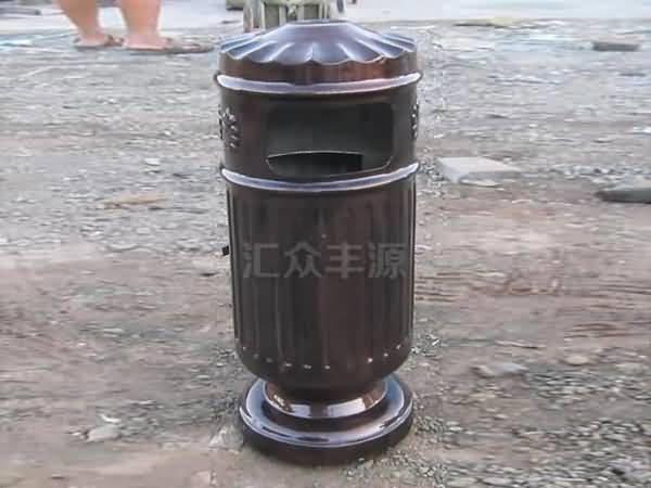 BLG55玻璃钢垃圾桶