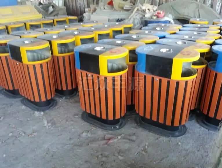 BLG58玻璃钢垃圾桶