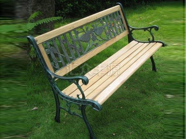 MZKB014木质靠背椅