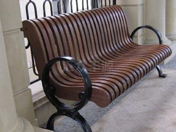 MZKB075木质靠背椅