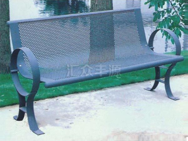 GZKB12钢制靠背椅