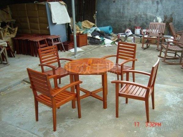 TY08公园套椅